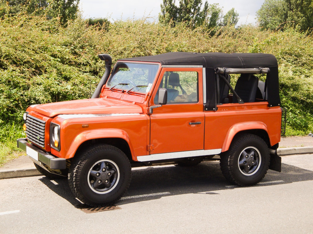 Foleys - Foley Land Rover Defender Conversions, Sales, Accessories
