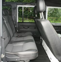 puma middle seat conversion