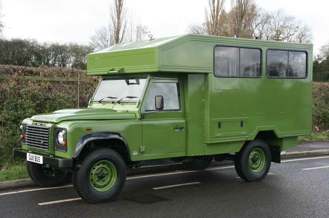 defender body shop