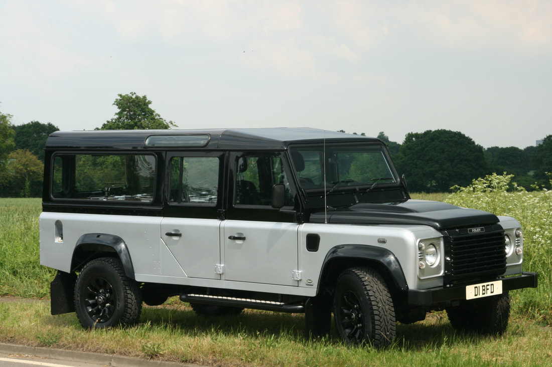 land rover defender 130 conversions modifications and upgrades foleys. Black Bedroom Furniture Sets. Home Design Ideas
